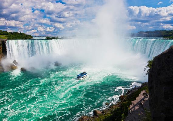 Ніагарський водоспад в Канаді