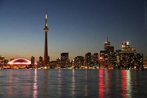 Канада город