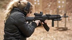 Оружие в Канаде