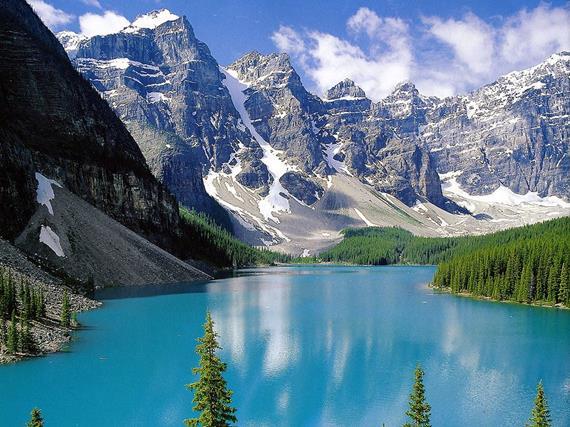 озера Канади