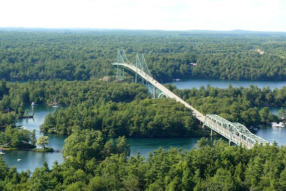 річки Канади фото