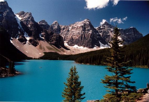 реки Канады фото