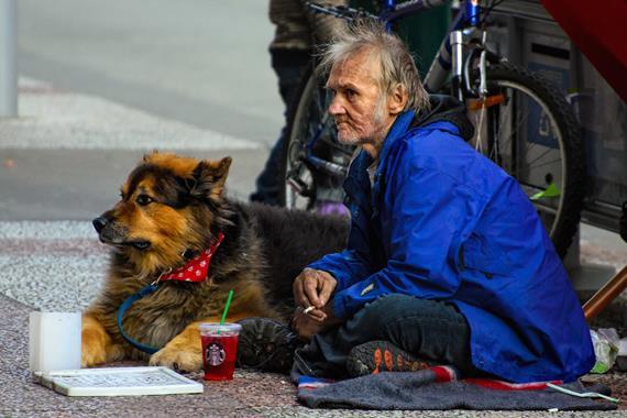 Ванкувер бездомные и наркоманы