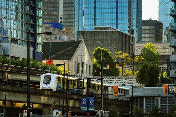 Ванкувер транспорт