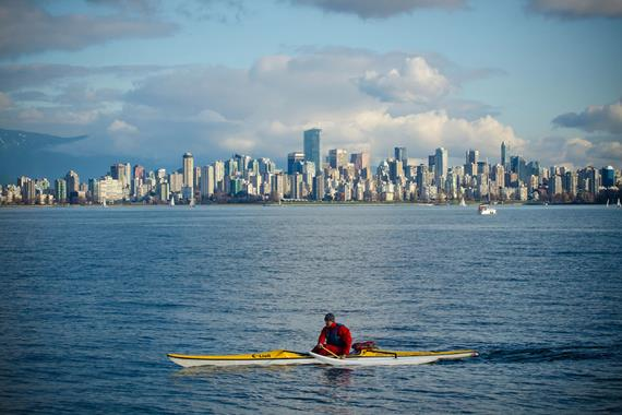 Ванкувер фото