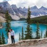 Долина Десяти Пиков в Канаде
